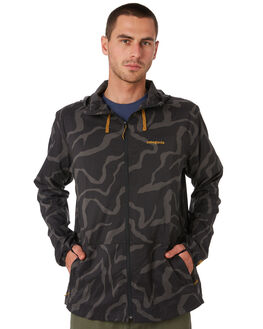TIGER TRACKS CAMO MENS CLOTHING PATAGONIA JACKETS - 86186TOIB