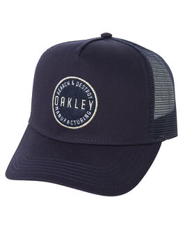 NAVY MENS ACCESSORIES OAKLEY HEADWEAR - 912067AU602
