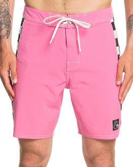 SHOCKING PINK MENS CLOTHING QUIKSILVER BOARDSHORTS - EQYBS04141-MJY0