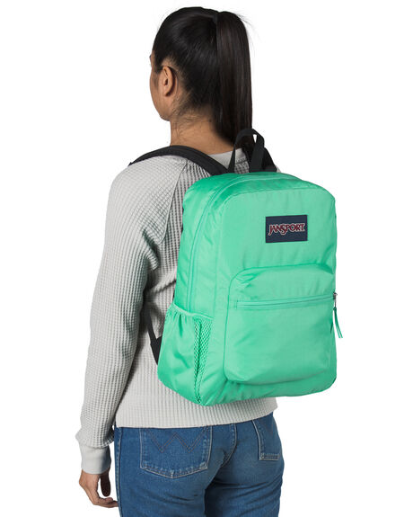 TROPICAL TEAL KIDS GIRLS JANSPORT BAGS + BACKPACKS - JS0A47LWJS69V