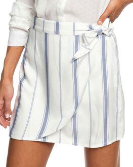 MARSHMALLOW WOMENS CLOTHING ROXY SKIRTS - ERJWK03054WBT4