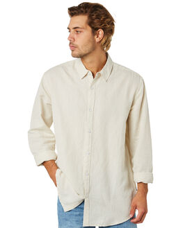 OATMEAL MENS CLOTHING SWELL SHIRTS - S5201170OATML