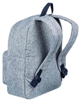 DRESS BLUES WOMENS ACCESSORIES ROXY BAGS + BACKPACKS - ERJBP03787BTK0