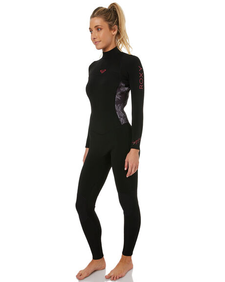 BLACK SURF WETSUITS ROXY STEAMERS - ERJW103023KVA0