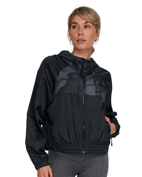 CAMO WOMENS CLOTHING RVCA JACKETS - RV-R405436-CMO