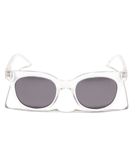 CLEAR WOMENS ACCESSORIES CRAP SUNGLASSES - 171R22GGCLR