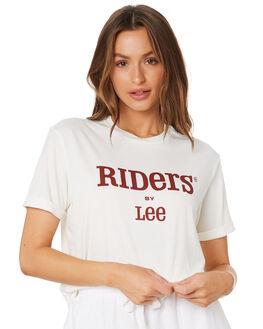 BONE WOMENS CLOTHING RIDERS BY LEE TEES - R-551764-004