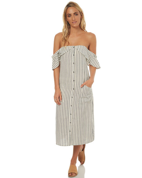 STRIPE OUTLET WOMENS SWELL DRESSES - S8171452STRIP