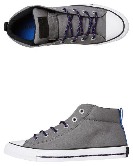 8d002f8055 Converse Chuck Taylor All Star Street Mid Shoe - Mason Black ...