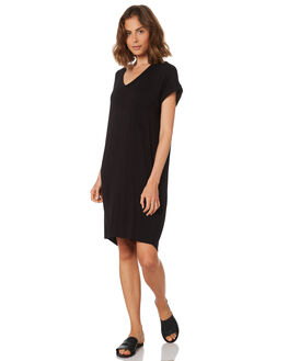 BLACK WOMENS CLOTHING BETTY BASICS DRESSES - BB510HS18BLACK