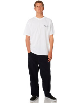 NAVY MENS CLOTHING POLAR SKATE CO. PANTS - PSC-93CORD-NVY