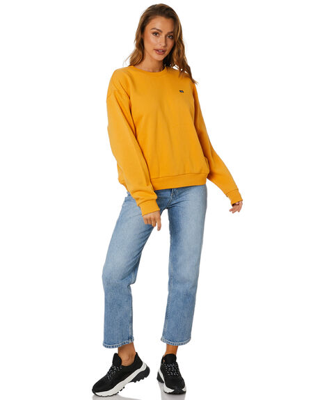 GOLD RUSH WOMENS CLOTHING HUFFER JUMPERS - WCR03S6903003GRU