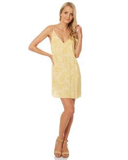 ANTIQUE GOLD WOMENS CLOTHING BILLABONG DRESSES - 6572475A61