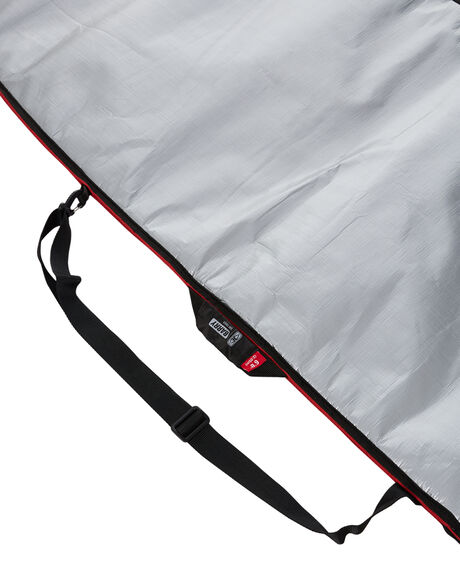 RED BOARDSPORTS SURF OCEAN AND EARTH BOARDCOVERS - SCFB44SILRE