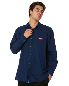 INDIGO MENS CLOTHING LEVI'S SHIRTS - 69884-0000