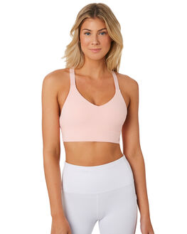 WHISPER PINK WOMENS CLOTHING LORNA JANE ACTIVEWEAR - W081901WHSPK