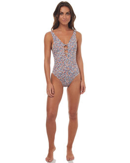 DITSY WOMENS SWIMWEAR SWELL ONE PIECES - S8171332DTSY