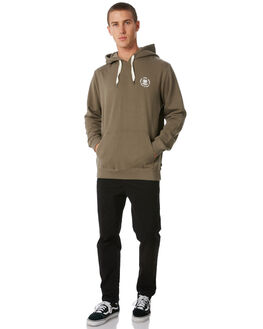 WASHED OLIVE MENS CLOTHING SWELL JUMPERS - S5184463WSHOL