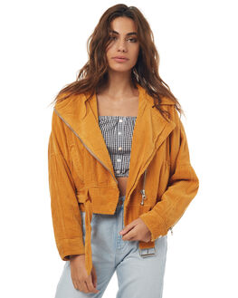 SAND WOMENS CLOTHING FREE PEOPLE JACKETS - OB6532811102