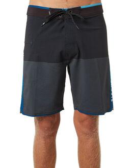 BLACK BLUE MENS CLOTHING RIP CURL BOARDSHORTS - CBOZN30107
