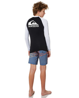 BLACK BOARDSPORTS SURF QUIKSILVER BOYS - EQBWR03057KVJ0