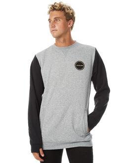 GREY HEATHER MENS CLOTHING ANALOG KNITS + CARDIGANS - 172341063