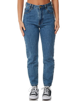 GLASSY BLUE WOMENS CLOTHING INSIGHT JEANS - 5000002694GLBLU