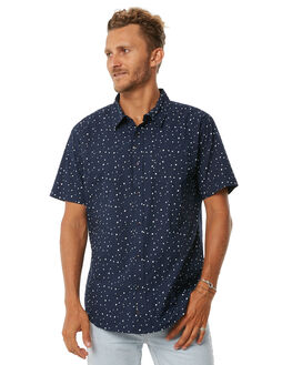 NAVY MENS CLOTHING IMPERIAL MOTION SHIRTS - 201703008057NAVY