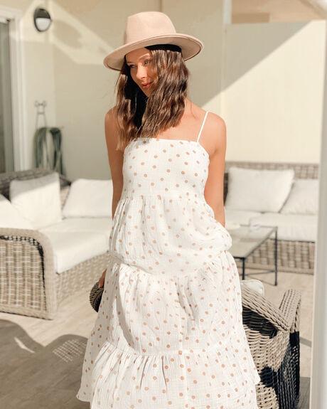SEAGLASS SPOT WOMENS CLOTHING THE HIDDEN WAY DRESSES - H8211446SESPT