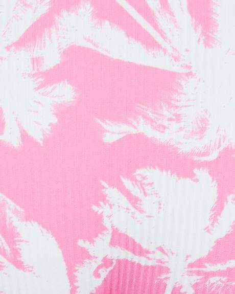 CANDY PINK WOMENS SWIMWEAR BILLABONG BIKINI BOTTOMS - BB-6592709-C69