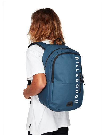 DARK BLUE MENS ACCESSORIES BILLABONG BAGS + BACKPACKS - BB-9692008-B69