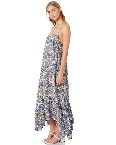 MULTI WOMENS CLOTHING TIGERLILY DRESSES - T305461MLT