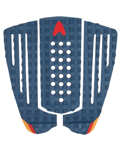 NAVY SURF HARDWARE ASTRODECK TAILPADS - 126-3NVY