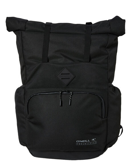 BLACK MENS ACCESSORIES O'NEILL BAGS + BACKPACKS - FA0195003BLK