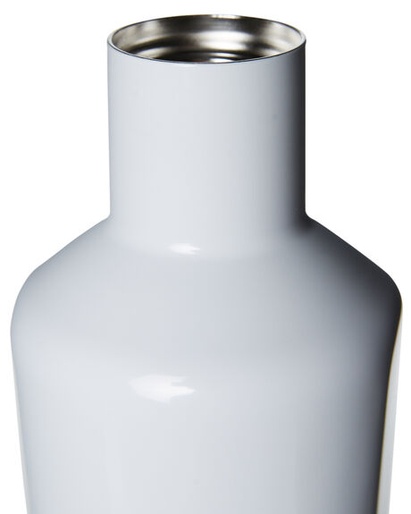 WHITE WOMENS ACCESSORIES CORKCICLE DRINKWARE - CI2CDWLWWHT