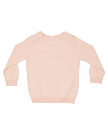 BUSH BABY PINK KIDS BABY WALNUT CLOTHING - MGCUDDLEW20BSHBP