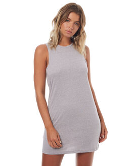 HERITAGE HEATHER WOMENS CLOTHING ROXY DRESSES - ERJKD03128SGRH