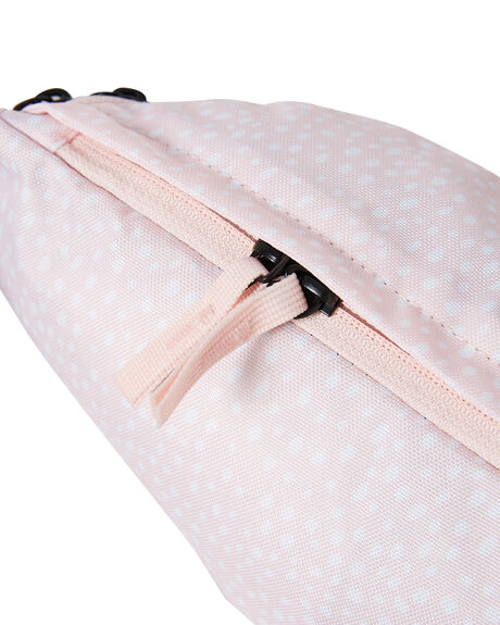 DOMINO DOT ECHO PINK OUTLET WOMENS HURLEY BAGS + BACKPACKS - HU0100610