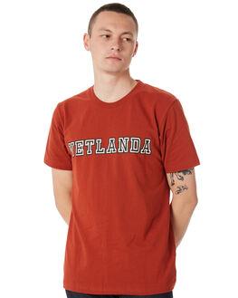 TERRA MENS CLOTHING NUDIE JEANS CO TEES - 131582R23
