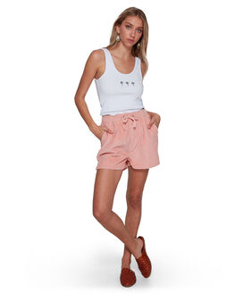 CORAL CLOUD WOMENS CLOTHING BILLABONG SHORTS - BB-6507272-CCD