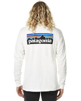 WHITE MENS CLOTHING PATAGONIA TEES - 38933WHI