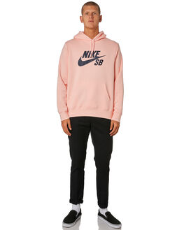 STORM PINK MENS CLOTHING NIKE JUMPERS - AJ9733646
