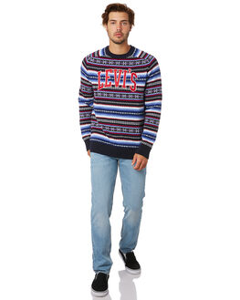 MULTI COLOUR MENS CLOTHING LEVI'S KNITS + CARDIGANS - 79533-0000MULTI