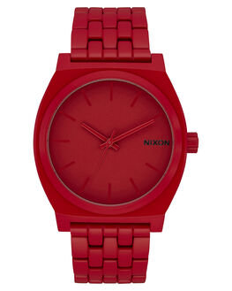 ALL RED MENS ACCESSORIES NIXON WATCHES - A045191