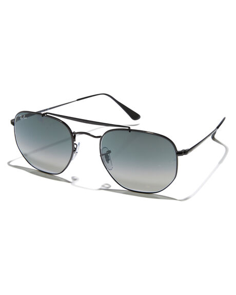 BLACK MENS ACCESSORIES RAY-BAN SUNGLASSES - 0RB3648BLK