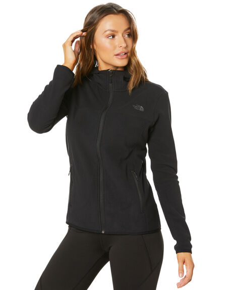 TNF BLACK WOMENS CLOTHING THE NORTH FACE JACKETS - NF0A48KIKX7
