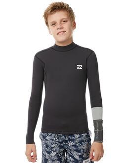 BLACK SANDS SURF WETSUITS BILLABONG VESTS - 8763120BLKSA