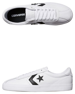 BLACK WHITE WOMENS FOOTWEAR CONVERSE SNEAKERS - SS157777BLWW