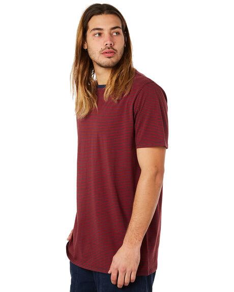 RUSSET MENS CLOTHING DEPACTUS TEES - D5184009RUSST