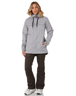 HEATHER GREY BOARDSPORTS SNOW VOLCOM WOMENS - H0451913HGR